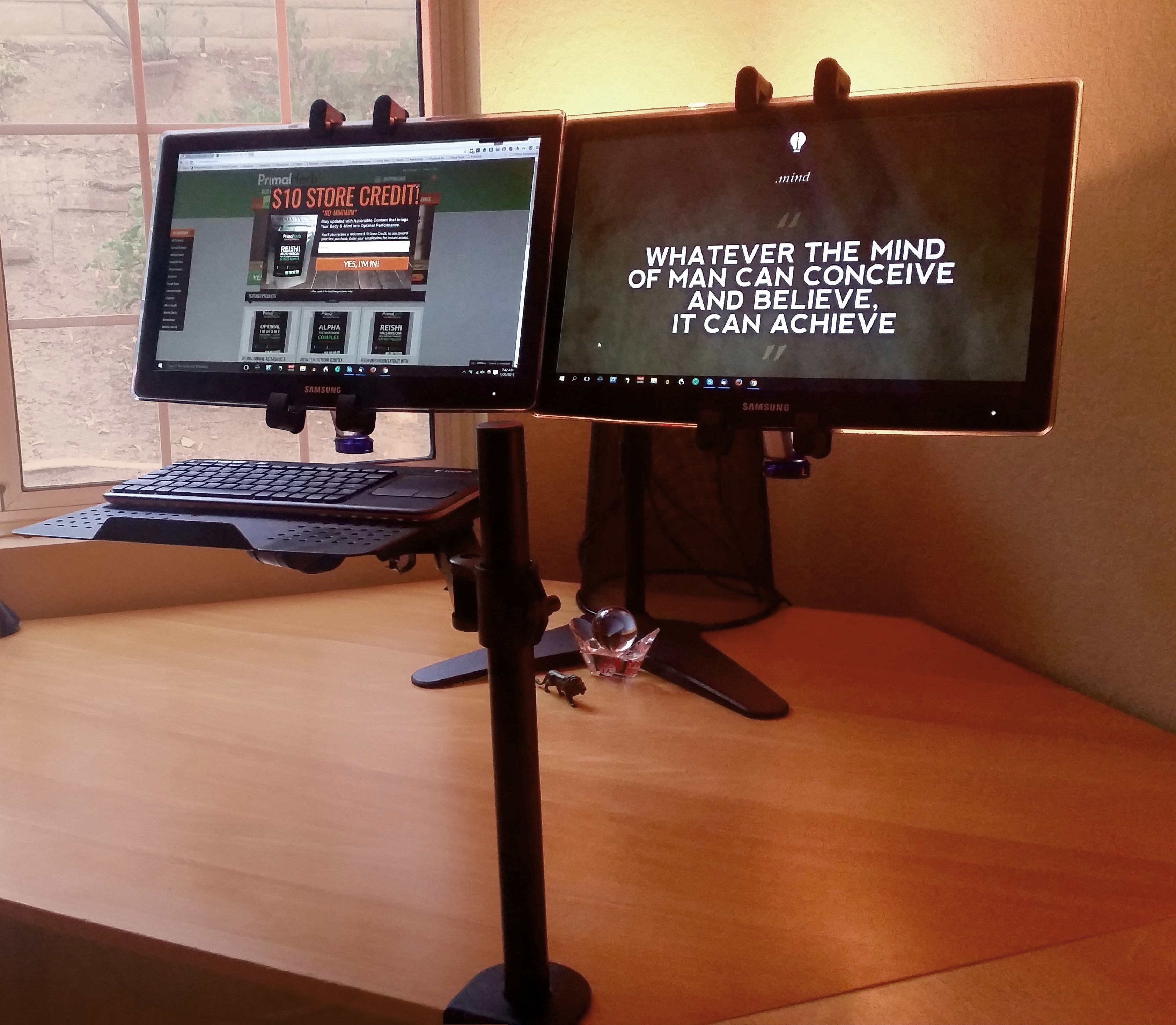 Standing Desk Conversion Kit And The Powerful Results That