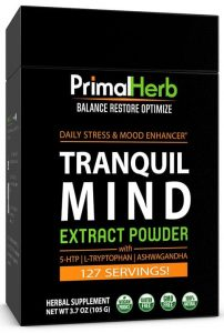 Tranquil Mind™ : Natural Stress & Anxiety Relief*