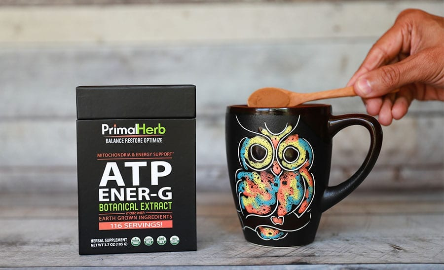 ATP ENER-G: Mitochondria & Energy Support*